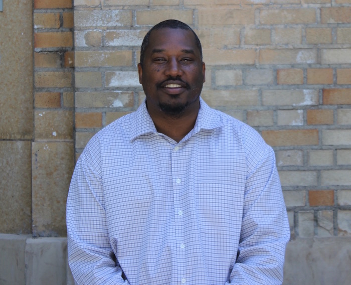 Tony Rodgers at Gateway High School
