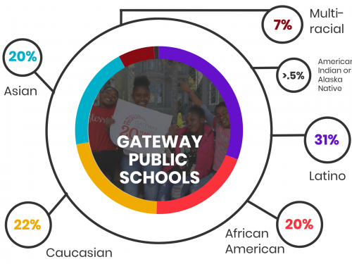 student demographics at gateway